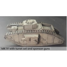 Mk IV Grimdark Tank